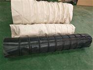 防尘耐磨伸缩式水泥帆布布袋