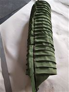 帆布除尘卸料口伸缩式布袋