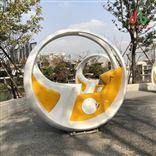 互动喷泉郑州景区脚踏自行车互动喷泉