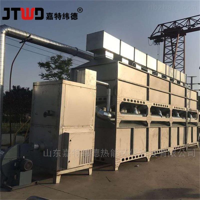 废气处理设备厂家催化燃烧法安全措施