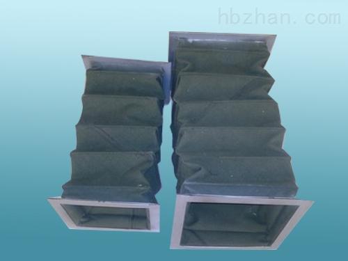 防尘耐磨伸缩式阻燃软连接
