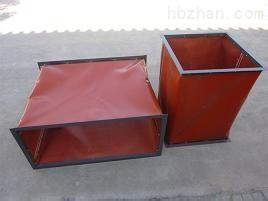 耐高温方形不锈钢伸缩软连接