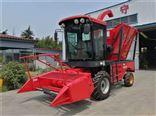 1.8米玉米秸秆青贮机 青贮饲料收获机价格