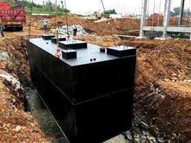 污水处理介休市大型医院一体化污水处理装置