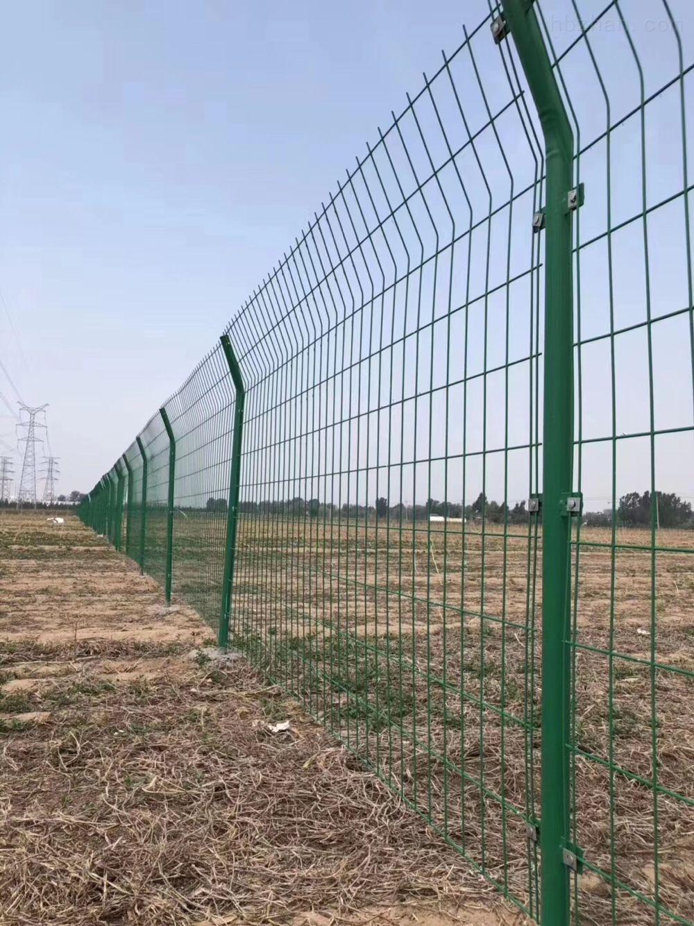 公路防护护栏网工地防爬网