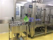 小型瓶装水三合一生产设备