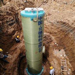 ZJ BETTER污水提升一体化泵站