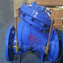 多功能水泵控製閥
