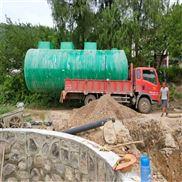 医疗地埋式一体化废水处理设备