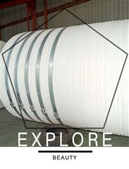 PT-10000L10立方塑料水塔 液碱储罐