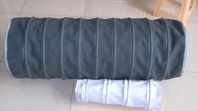 三防布伸缩式防火耐磨通风管
