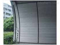 贵州地区公路金属隔音降噪声屏障厂家工程