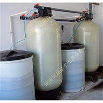 每小时6吨蒸汽锅炉软水机 全自动软化水设备