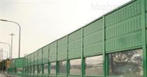 安平县喜振公司生产高速公路声屏障隔音屏