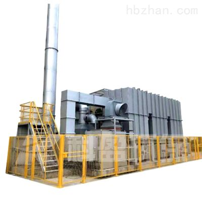 催化燃烧设备废气治理工作原理