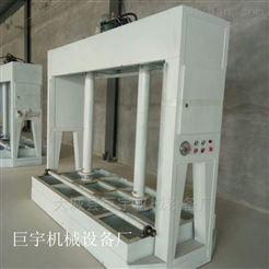 保温装饰一体板压力机设备