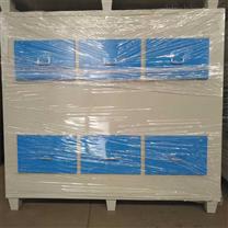 活性炭环保吸附箱干式过滤净化器喷漆房