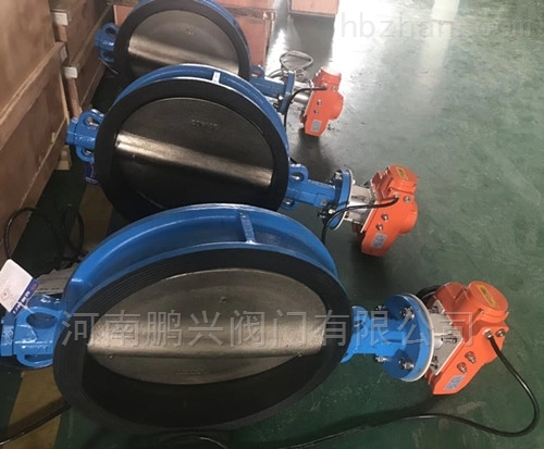 IP68防水型电动碟阀