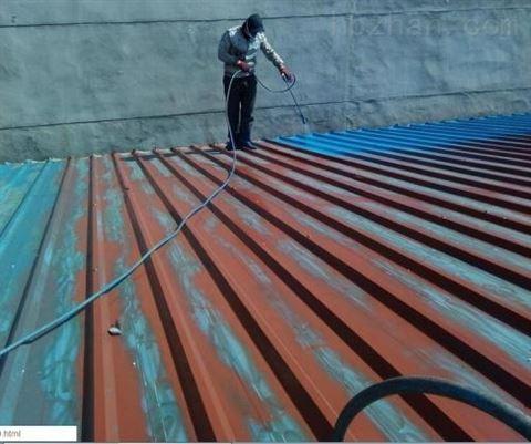 彩钢厂房专用彩钢瓦水性漆大量销售