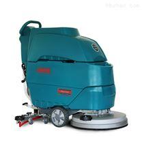 手推工廠車間環氧地坪地面清洗機油污洗地機