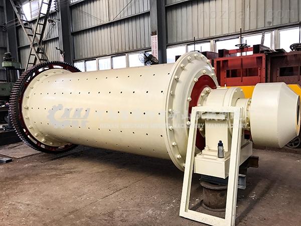 直径2米水煤浆球磨机