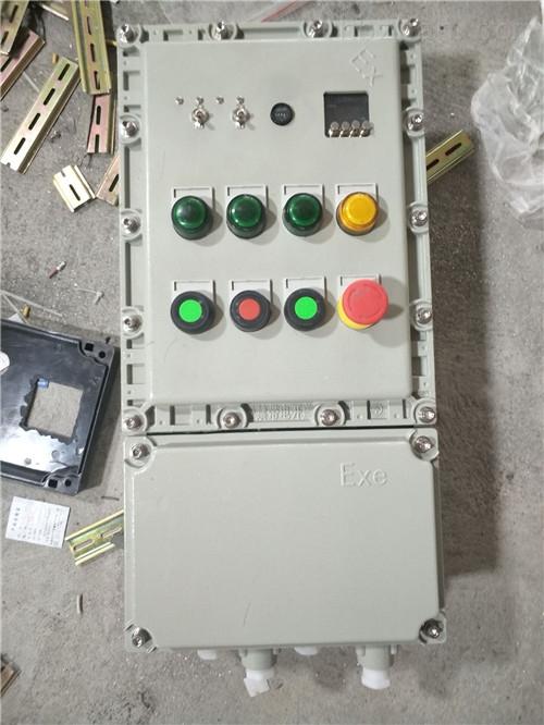 油田卸油泵房防爆照明动力电磁配电箱