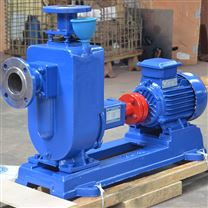 ZW自吸排污泵設備