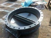 水利钢制拍门dn800