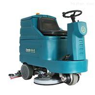 YSD-A7驾驶式工厂地下车库停车场保洁用洗地机