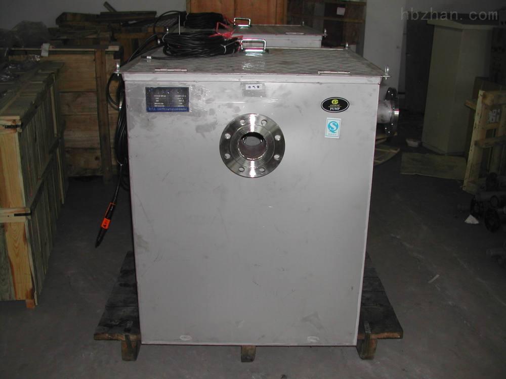 SPS型污水提升器