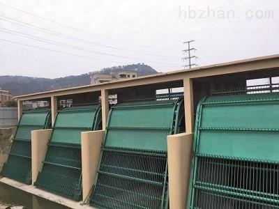 水利型格栅除污机