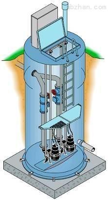 废水泵站价格