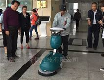 凯腾小型全自动手推式洗地机亮相辉县YI院