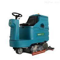 YSD-M20洁乐美驾驶式洗扫一体机学校拖地车YSD-M20
