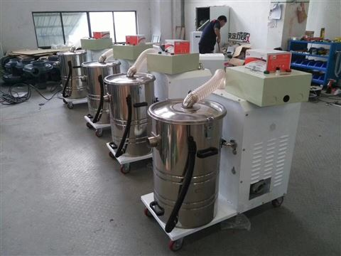 供应纺织机械用工业吸尘器
