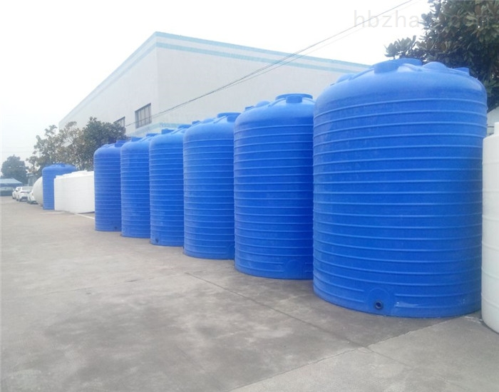 40立方原水罐 塑料大水桶