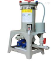 高精密耐酸碱化学药液加压过滤机