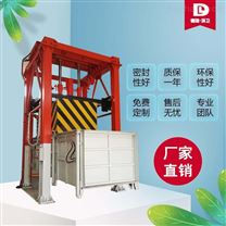 提升式垃圾站压缩机 厂家 日处理量60-80