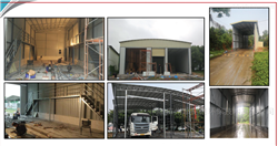 FGL-广东梅州车辆洗消中心烘干厂家