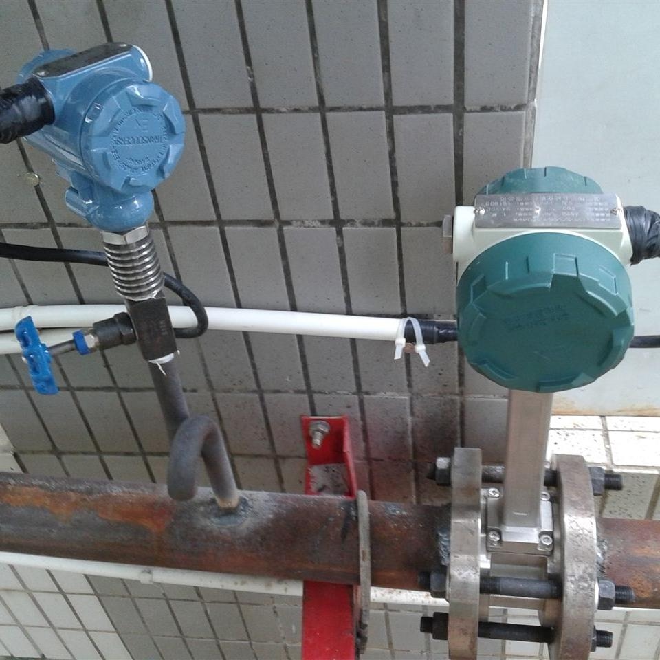 工厂蒸汽计量表