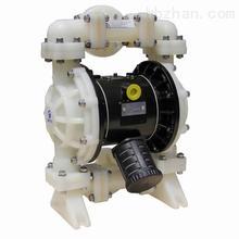 气动隔膜泵原理
