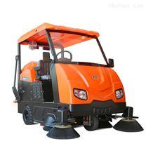 驾驶式扫地机大型式工业电动清扫树叶吸尘