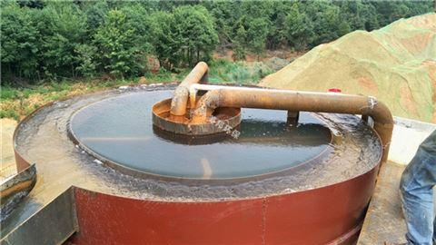 河道清淤泥浆处理设备