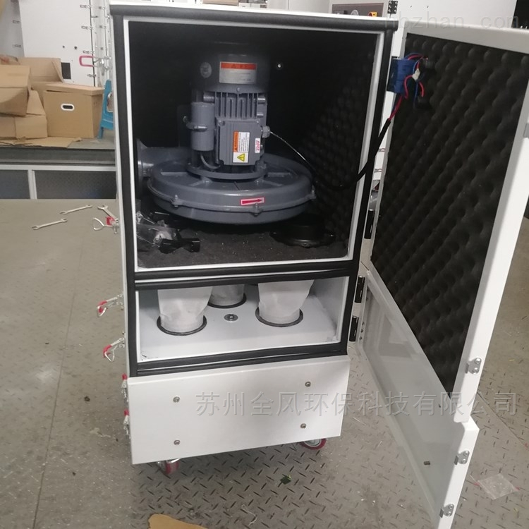 JC-2200砂光机除尘布袋吸尘器