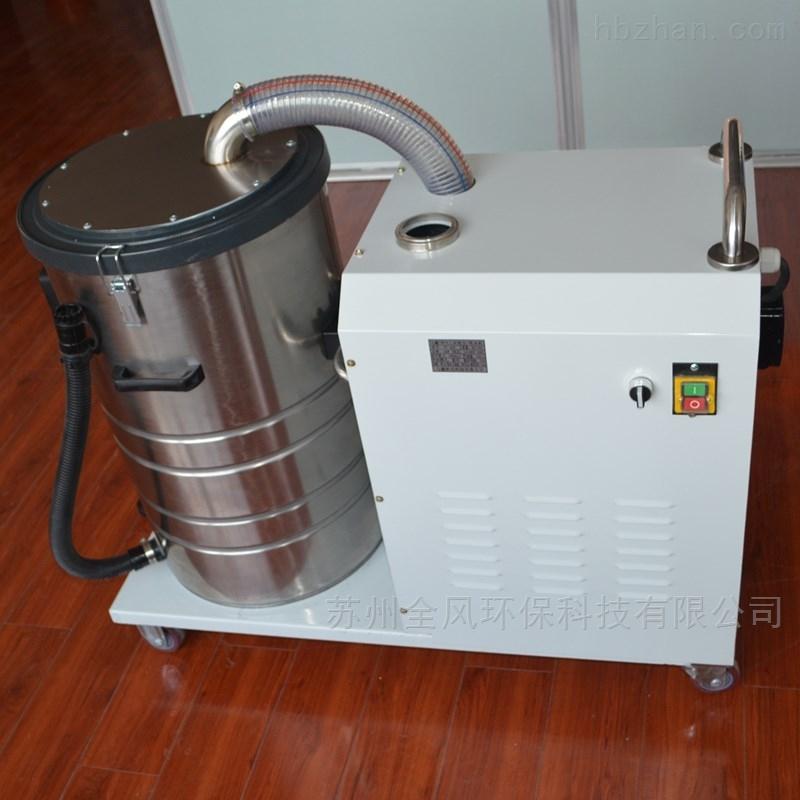2.2kw高压工业吸尘器