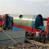 一体化泵站a雨水提升泵站a预制泵站