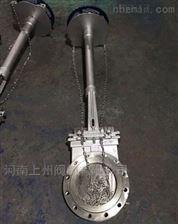 PZL73W加长杆链轮刀闸阀