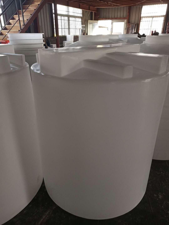 谦源1吨塑料加药箱 大型塑料搅拌罐