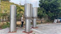 立式不锈钢虹吸式一体化净水设备供货商