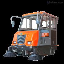 全封闭驾驶式扫地车工厂道路清扫车环卫道路